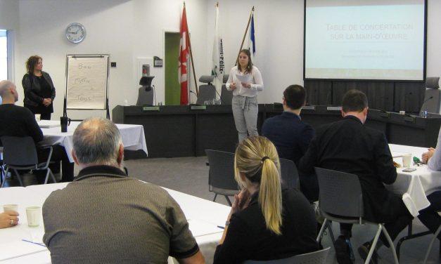 Dévoilement du plan d'action pour la main-d'œuvre à Saint-Félix-de-Valois