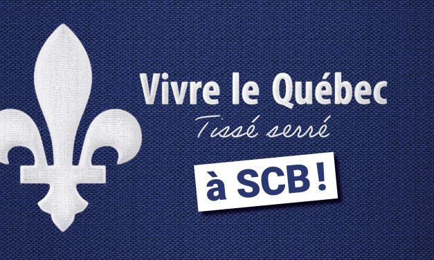 Une Fête nationale différente à SCB!