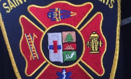 Incendie de forêt à Saint-Michel-des-Saints