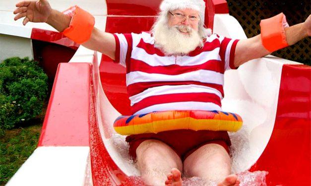 Horaire du Village du Père Noël – Dates et heures d'ouverture
