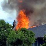 Saint-Charles-Borromée : un immeuble à logements endommagé par un incendie