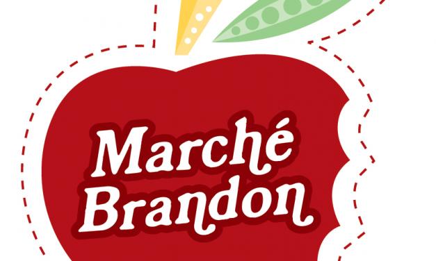 Lancement des 'Vendredis fermiers' au Marché Brandon