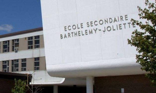 L'école Barthélemy-Joliette annonce le retour au jeu de toutes ses équipes sportives parascolaires pour la rentrée 2021