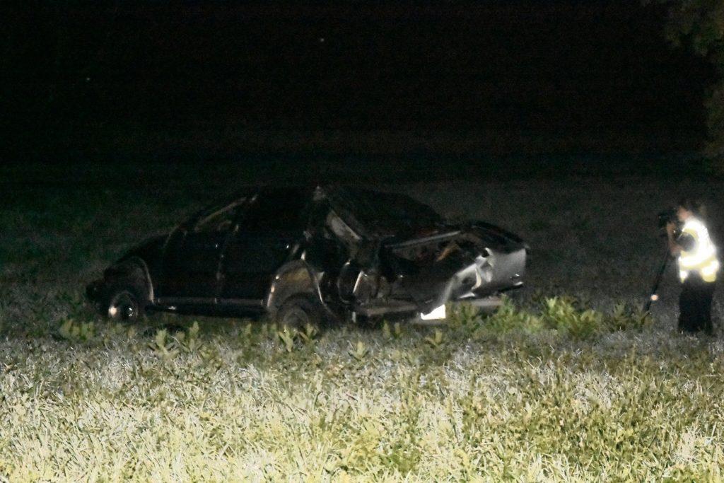 Un automobiliste blessé après un délit de fuite