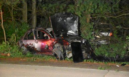 Un automobiliste éjecté de son véhicule à L'Épiphanie
