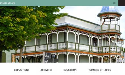Refonte du site Web de la Maison Louis-Cyr