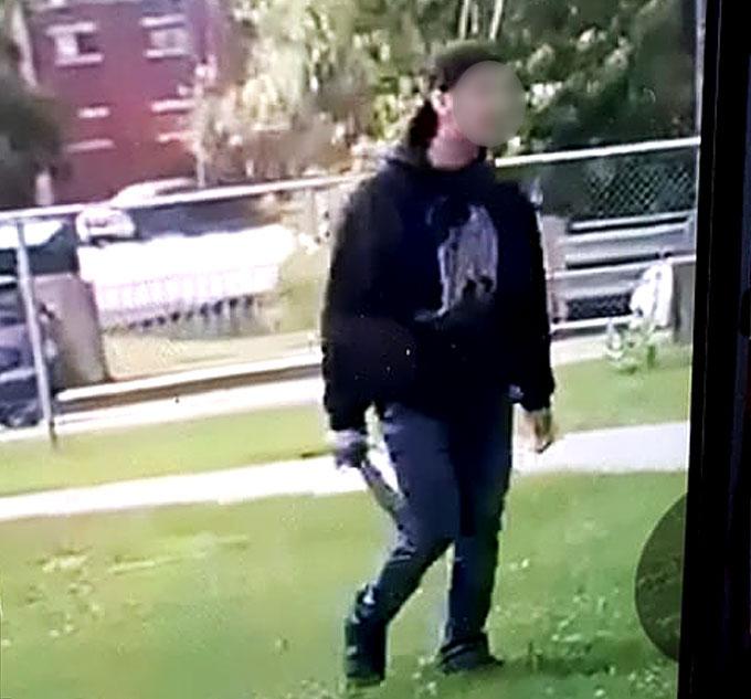 Agression à la machette : Chad Gagnon formellement accusé