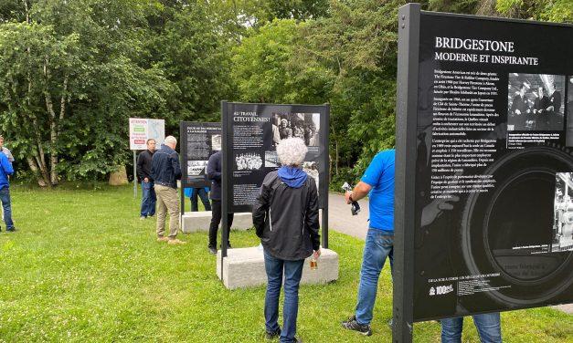 Célébrations du centenaire de la CSN : des expositions photos à ciel ouvert dans 13 régions du Québec
