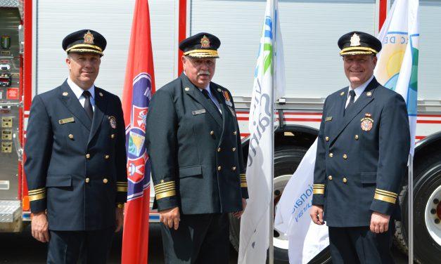 Changement à venir à la tête du SSI de la MRC de D'Autray – Départ à la retraite de M. Daniel Brazeau