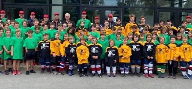 L'école de hockey Jacques Laporte: une tradition qui attire les jeunes depuis 26 ans