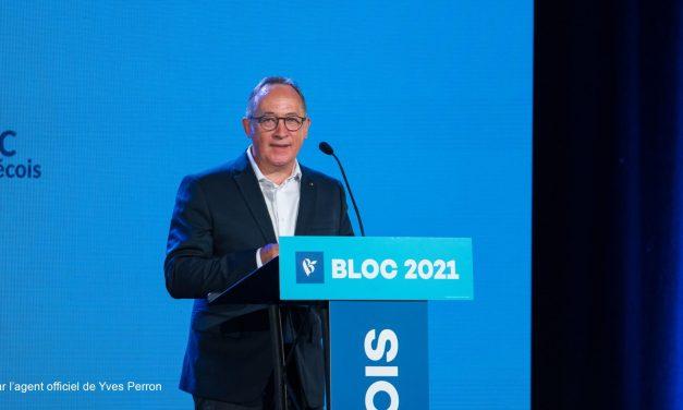 Dévoilement de la plateforme du Bloc : Le Bloc…Québécois