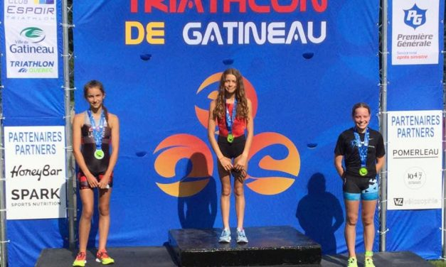 Un début de saison de compétition qui surpasse les attentes pour Jet Triathlon