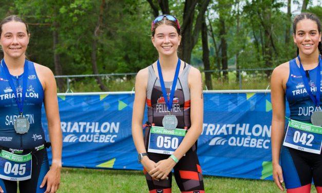 Un retour à la compétition réussi pour Jet Triathlon