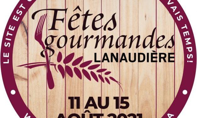 Festivals et événements touristiques – Saison été-automne 2021 – Le gouvernement du Québec appuie les Fêtes gourmandes de Lanaudière