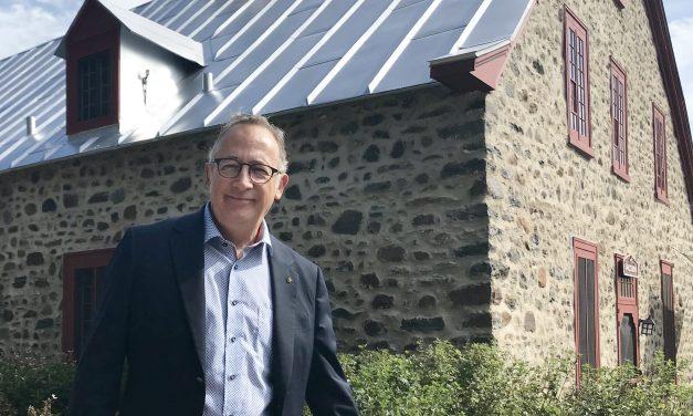 Yves Perron dresse le bilan d'une campagne positive et carboneutre