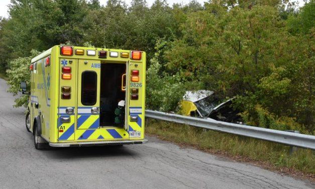 Accident grave à  Saint-Liguori : un conducteur perd la vie
