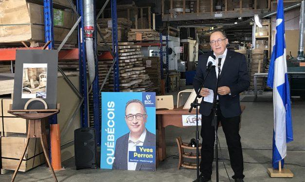 Yves Perron demande des mesures pour réduire la pénurie de main-d'œuvre qui plombe l'économie locale