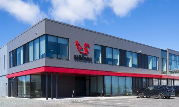 Milibec inaugure son nouveau bâtiment à Lavaltrie