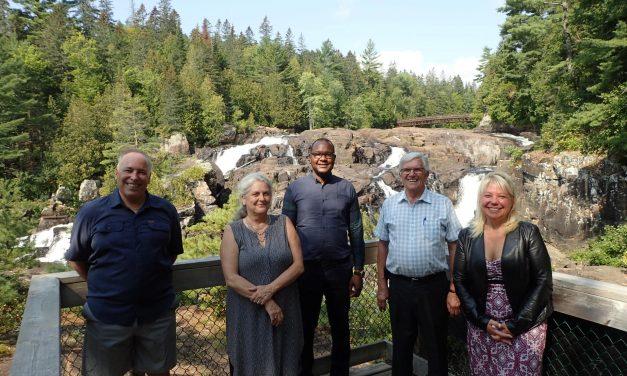 Nouveaux aménagements au Parc des chutes Monte-à-Peine-et-des-Dalles