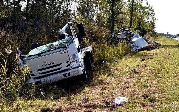Saint-Roch : Sortie de route mortelle
