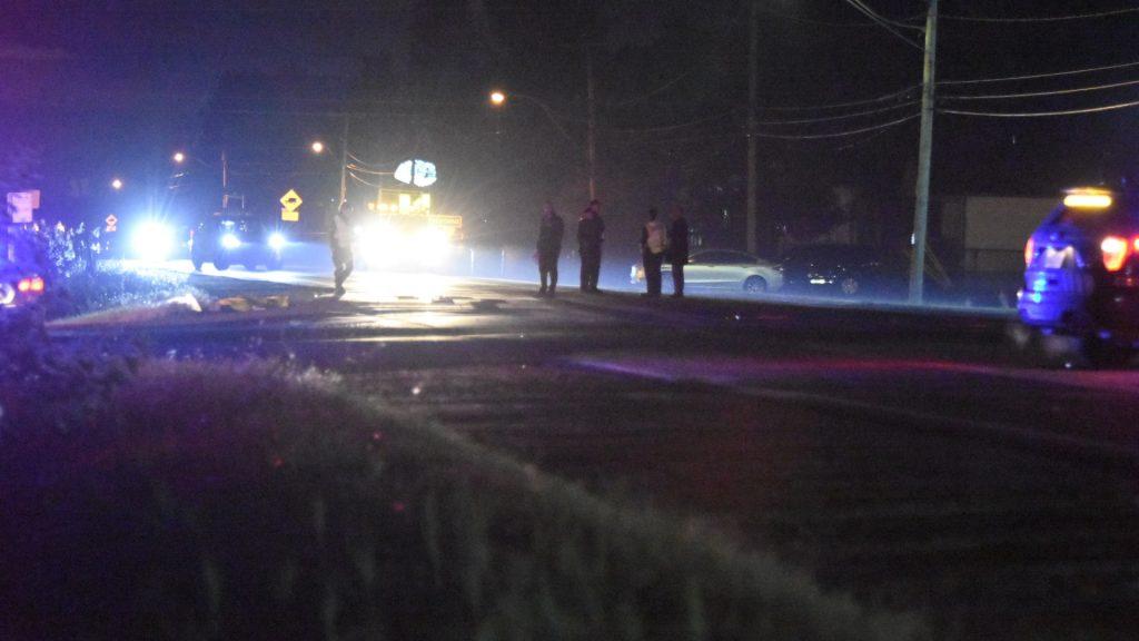 Perquisitions en lien avec le délit de fuite mortel survenu à Saint-Lin-Laurentides
