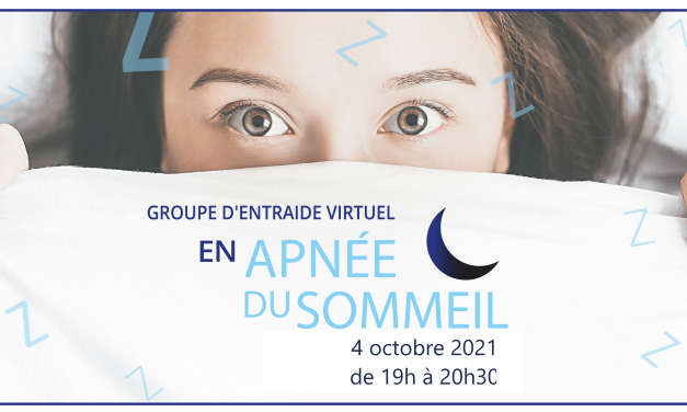 Rencontres virtuelles pour les personnes souffrant de la fibrose pulmonaire idiopathique (FPI) ou d'apnée du sommeil ainsi qu'à leurs proches