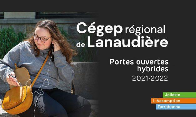Le Cégep régional de Lanaudière vous ouvre ses portes!