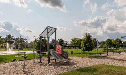 Joliette répond au grabuge dans le parc Réal-Laurin