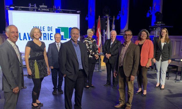 Élections municipales 2021 à Lavaltrie : Christian Goulet et huit conseillères et conseillers élus par acclamation