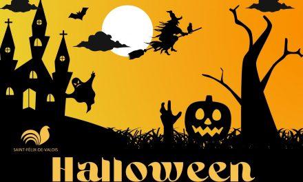 Halloween, deux fois plutôt qu'une!