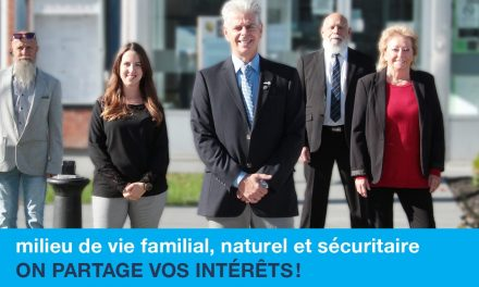 Le maire Michel Jasmin sollicite un deuxième mandat à Saint-Calixte