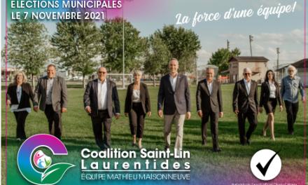 Les engagements deux et trois de la Coalition SLL envers la population